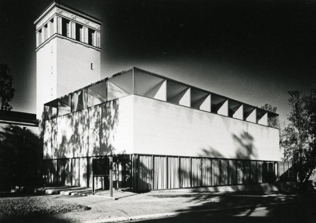 Historiallinen kuva Pohjanmaan museosta